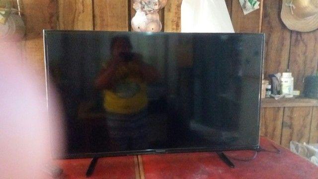 vende-se uma TV de 40 pol marca Sansung - Foto 3