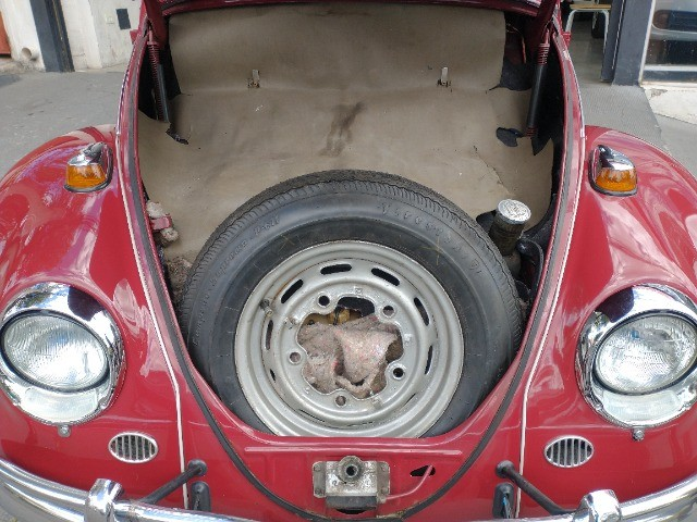 volkswagen fusca 1300 1968 - Foto 14