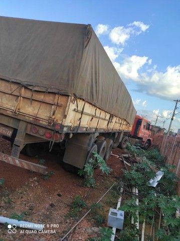 Scania 113 360 cv graneleira - Foto 8