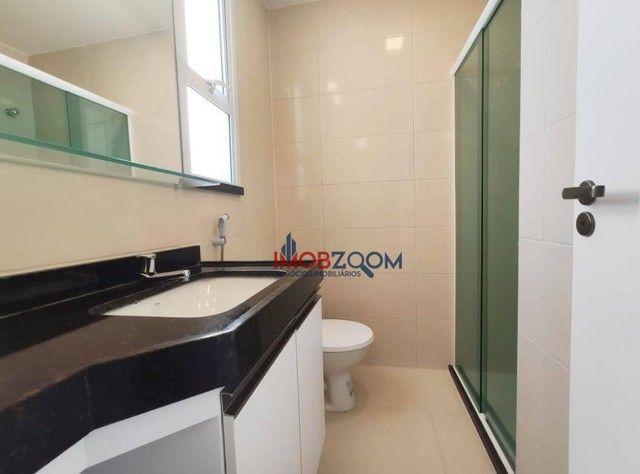 Casa com 3 dormitórios à venda, 97 m² por R$ 319.000,00 - Jacunda - Aquiraz/CE - Foto 19
