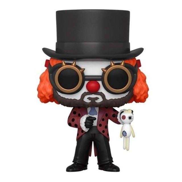 Funko Pop La Casa De Papel El Profesor W/Clown Mask 915 - Foto 2