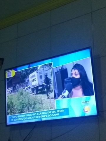 Televisão de 43 polegada - Foto 2