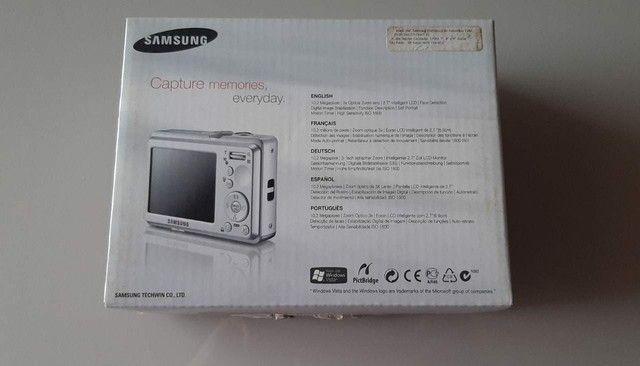 Câmera Digital Samsung S1070  - Foto 4