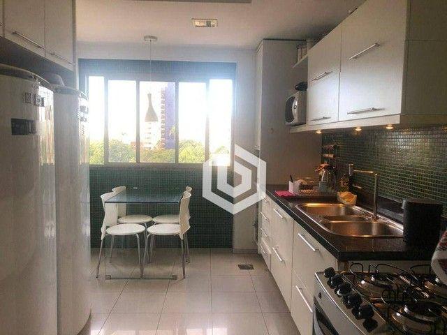 Apartamento com 4 dormitórios à venda, 180 m² por R$ 1.349.000 - Poço da Panela - Recife/P - Foto 18