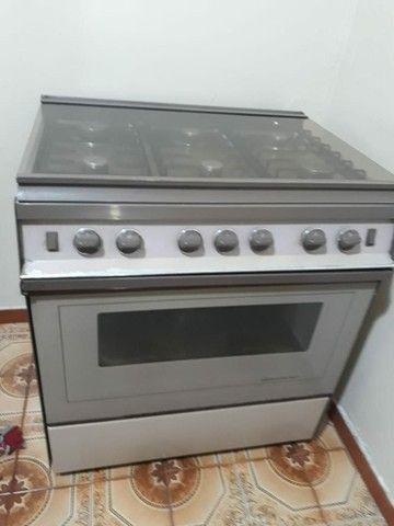 FOGÃO DE 6 BOCAS $160