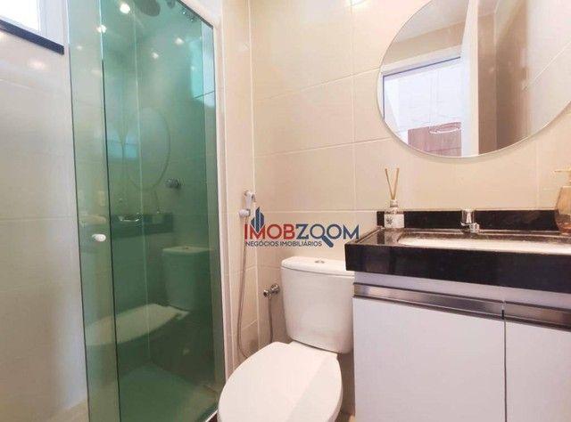 Casa com 3 dormitórios à venda, 97 m² por R$ 319.000,00 - Jacunda - Aquiraz/CE - Foto 12