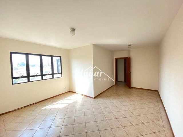 Apartamento com 3 dormitórios para alugar, 100 m² por R$ 1.300,00/mês - Boa Vista - Maríli - Foto 2