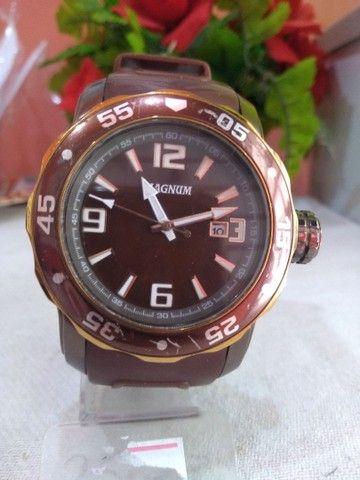 relógio Magnum original - Foto 2