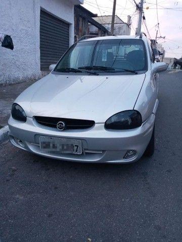 Corsa Wagon 2001 1.6 8v - Foto 2
