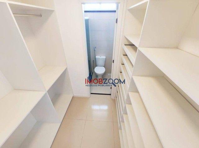 Casa com 3 dormitórios à venda, 97 m² por R$ 319.000,00 - Jacunda - Aquiraz/CE - Foto 17