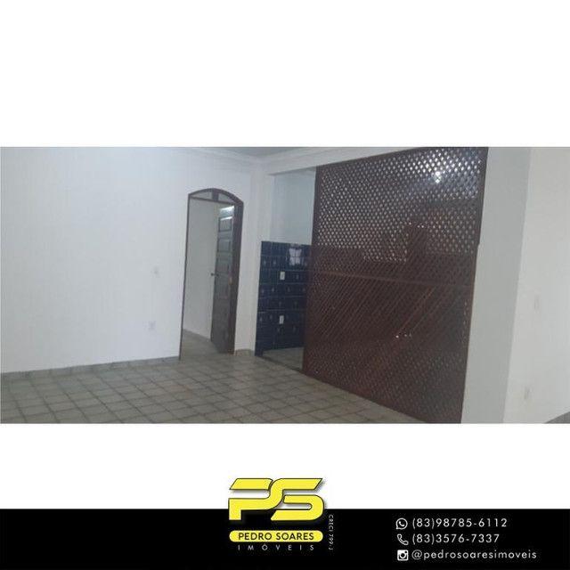 Casa com 3 dormitórios para alugar, 200 m² por R$ 2.500/mês - Castelo Branco - João Pessoa - Foto 8