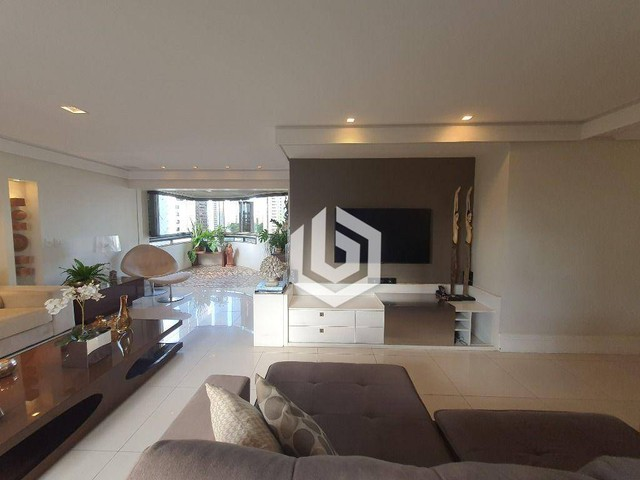 Apartamento com 4 dormitórios à venda, 180 m² por R$ 1.349.000 - Poço da Panela - Recife/P