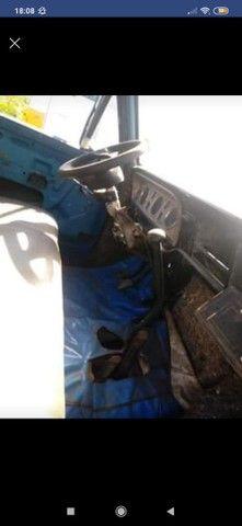 Vendo caminhão caçamba f600  - Foto 3