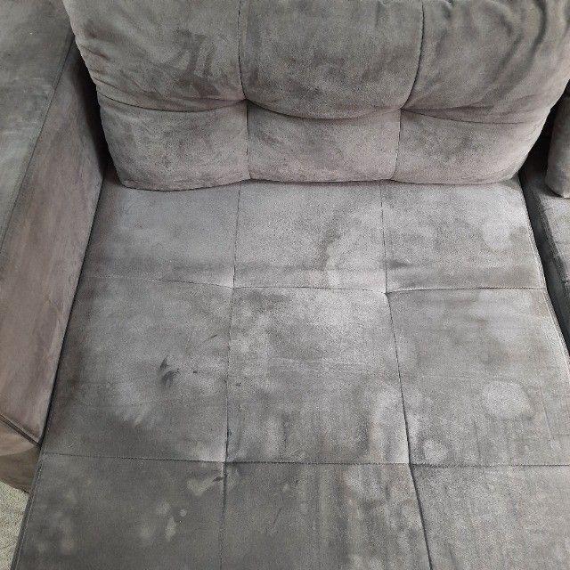 Limpeza e Higienização de sofás, cadeiras e Colchões, etc... - Foto 4