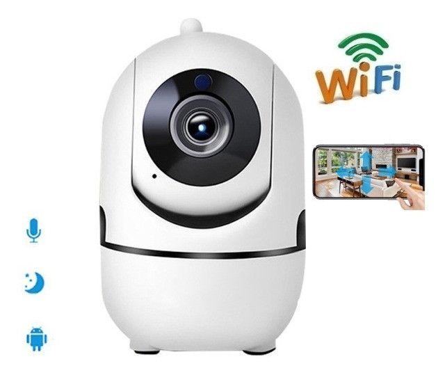 Câmera inteligente wifi ( novo na caixa) - Foto 3