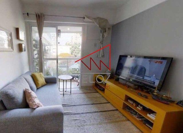 Apartamento à venda com 3 dormitórios em Laranjeiras, Rio de janeiro cod:LAAP32256 - Foto 3