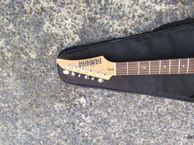 Yamaha RGX Anos 90, instrumento que não precisa de apresentações. - Foto 3