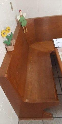 Conjunto em madeira - Foto 3