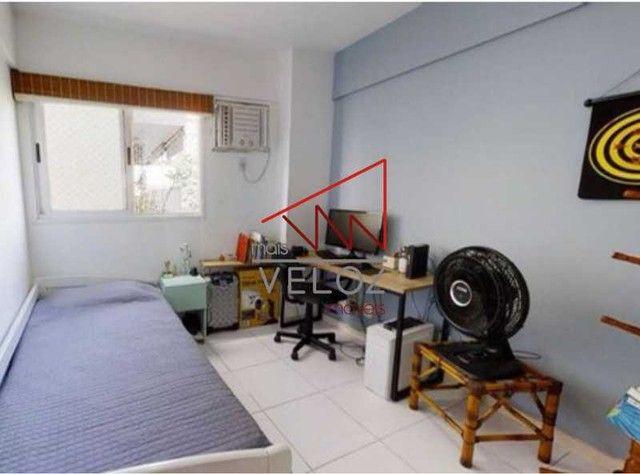 Apartamento à venda com 3 dormitórios em Laranjeiras, Rio de janeiro cod:LAAP32256 - Foto 9