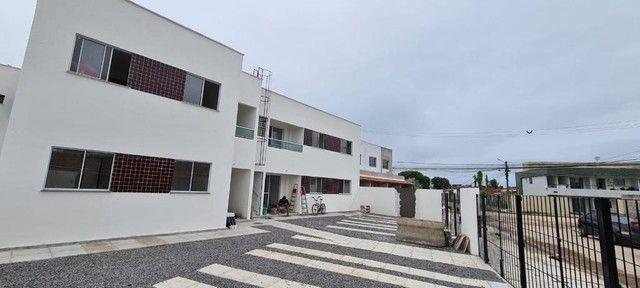 M- duplex frente rua c/2 qts , disponível 1 casa com área maior - Foto 2