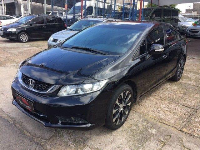 Honda Civic Sedan LXR 2.0 Flexone 16V Aut. 4p   2016 C/GNV