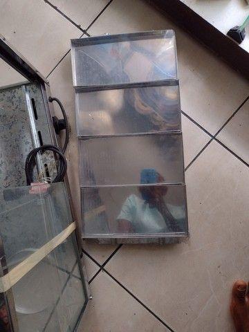 Estufa de vidro com 8 bandejas  - Foto 2