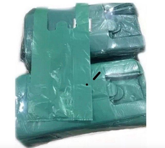 40 kg sacola verde