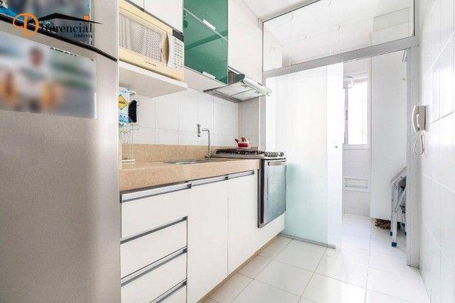 Apartamento com 3 dormitórios à venda, 62 m² por R$ 320.000,00 - Fanny - Curitiba/PR - Foto 9