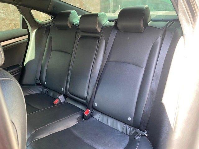 Honda Civic 2.0 16vone Exl - Foto 8