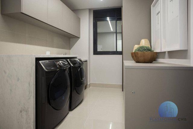 Apartamento Garden com 4 dormitórios à venda por R$ 5.052.200,00 - Cabral - Curitiba/PR - Foto 11