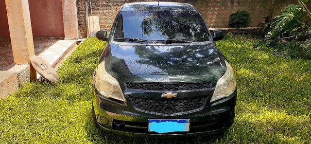 Vendo carro Chevrolet  agile  - Foto 2