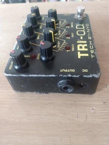 Pedal SanSamp TRI-OD Tech 21 - Foto 2