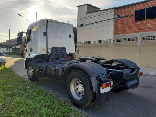 Ford cargo 1933 2016/2017 automático 4x2 único dono completo. - Foto 5