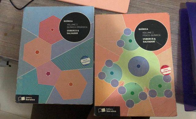 Livros de Química