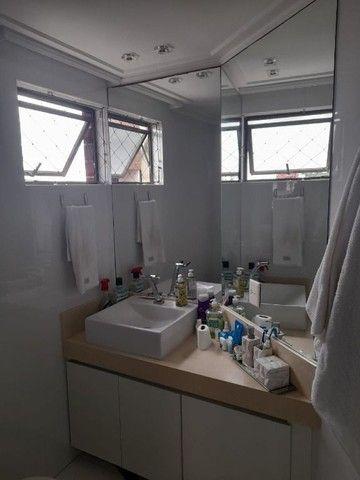 Apartamento com 3 dormitórios à venda, 94 m² por R$ 650.000,00 - Aflitos - Recife/PE - Foto 16