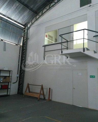 Aluguel - Galpão comercial no Jardim Aeroporto - Região Sudeste de São José dos Campos/SP - Foto 6
