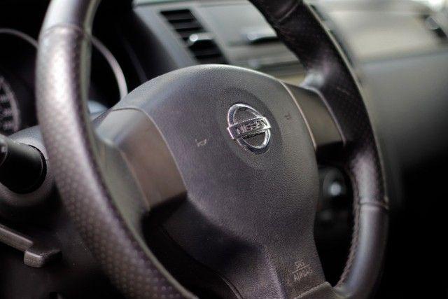 Nissan Tiida 1.8 16V MT Flex - Foto 9
