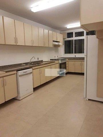 Apartamento com 4 dormitórios para alugar, 335 m² por R$ 14.000,00/mês - Chácara Flora - S - Foto 13
