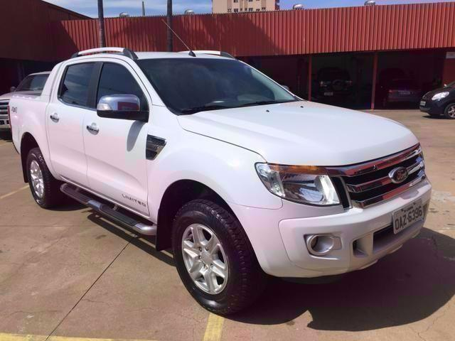 ford ranger limited 3 2 automatico 4x4 2014 carros centro londrina olx. Black Bedroom Furniture Sets. Home Design Ideas