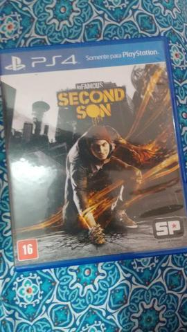 PS4- Infamos Second Son