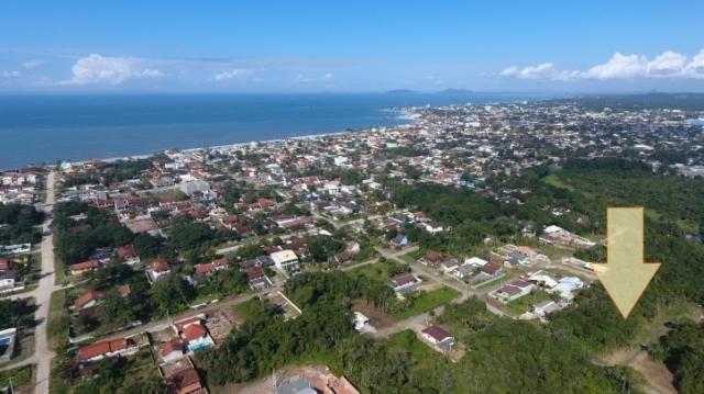 Terreno, 360m2, Balneário Cambijú, Itapoá (SC)