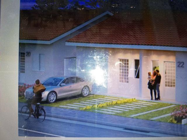 Casas em Campo limpo, Divisa com Várzea Paulista - ultimas unidades localização