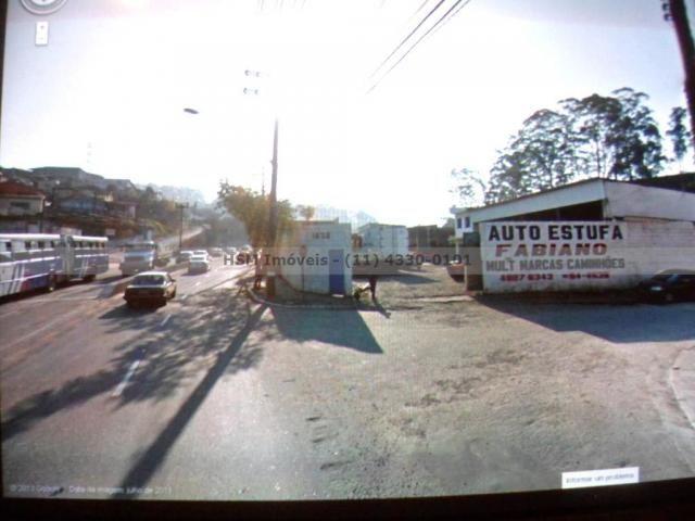 Terreno para alugar em Bocaina, Ribeirao pires cod:10013 - Foto 7