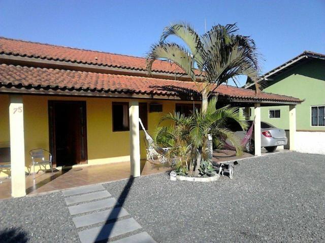 Casa à venda com 3 dormitórios em Costeira, Balneário barra do sul cod:FT1089