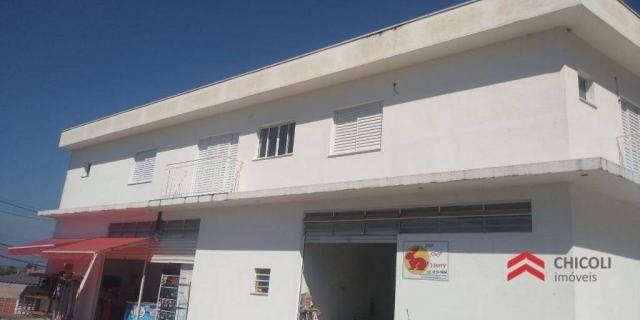 Casa com 2 dormitórios para alugar, 62 m² - narita garden - vargem grande paulista/sp