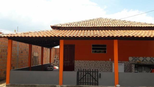 Casa em Castanhal no fonte boa com 2/4 sendo uma suite,por 100 mil reais zap 988697836