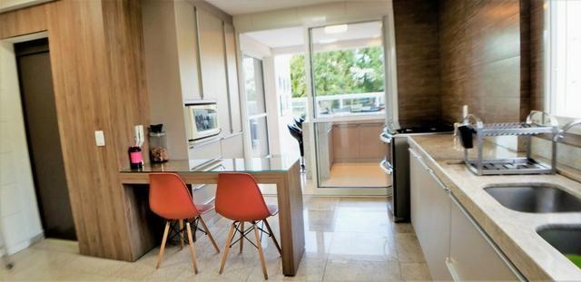 Apartamento Duplex 4 Suítes, 242 m² c/ armários na 404 Sul - Letoile Du Parc - Foto 6