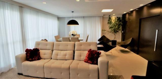 Apartamento Duplex 4 Suítes, 242 m² c/ armários na 404 Sul - Letoile Du Parc - Foto 2