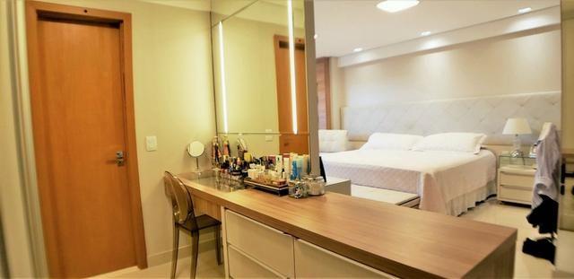 Apartamento Duplex 4 Suítes, 242 m² c/ armários na 404 Sul - Letoile Du Parc - Foto 15