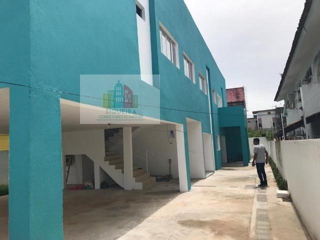 Siqueira Vende: Prédio Pilotis com 5 unidades, 2 quartos (1 suíte), garagem - Foto 4